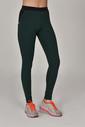 Bilcee Yeşil Toparlayıcı Kadın Sporcu Tayt AW-6570 - Thumbnail