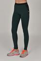Bilcee Yeşil Kadın Sporcu Tayt AW-6570 - Thumbnail