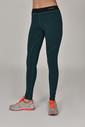 Bilcee Tropikal Toparlayıcı Kadın Sporcu Tayt AW-6571 - Thumbnail