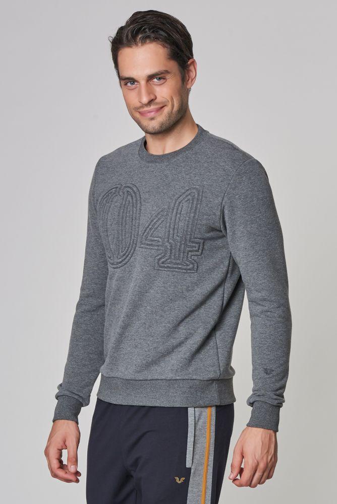 BİLCEE - Bilcee Kışlık Erkek Sweatshirt DW-1250