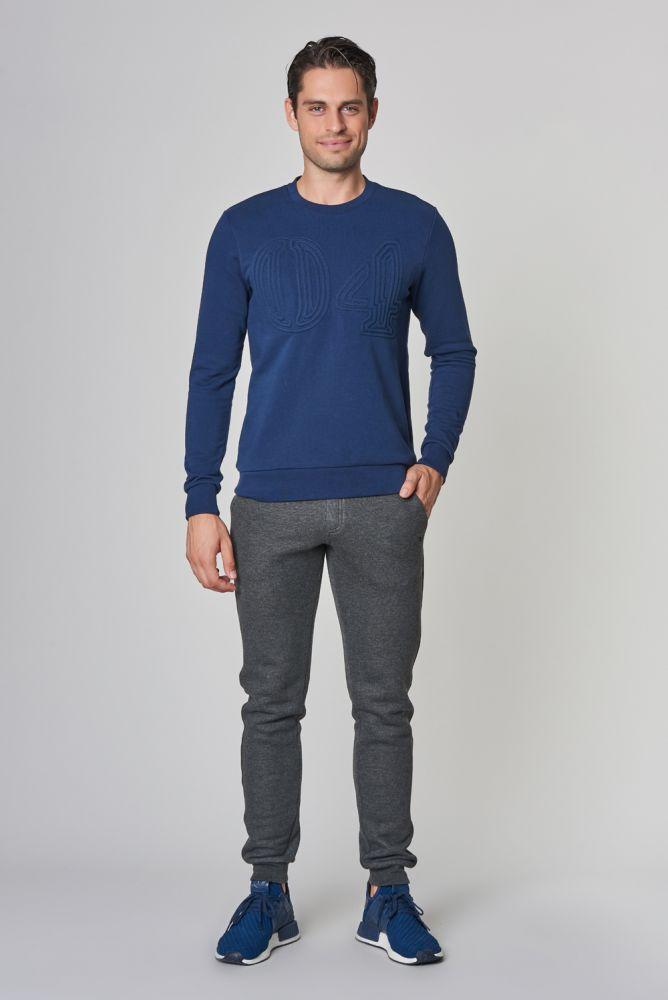 BİLCEE - Bilcee Kışlık Erkek Sweatshirt DW-1250 (1)