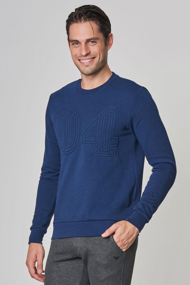 BİLCEE - Bilcee Erkek Kışlık Sweatshirt DW-1250