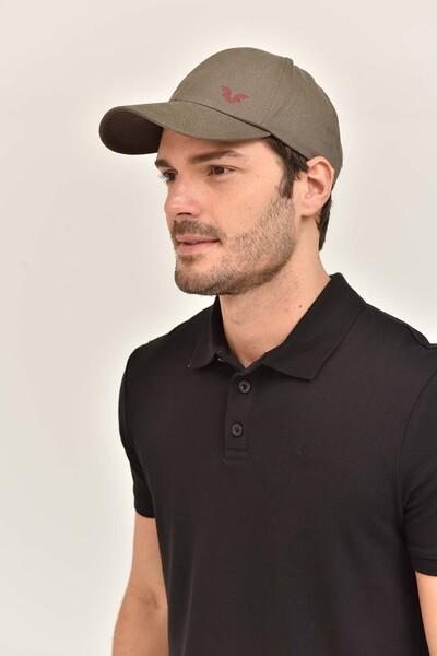 BİLCEE - Bilcee Unisex Haki Spor Şapka CB-1400