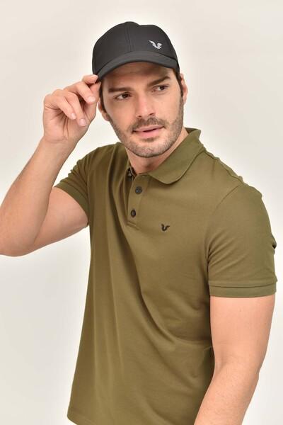 BİLCEE - Bilcee Unisex Siyah Spor Şapka CB-1401 (1)