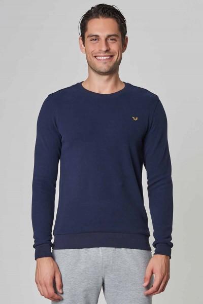BİLCEE - Bilcee Lacivert Erkek Sweatshirt DW-2225
