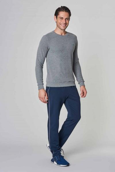 BİLCEE - Bilcee Gri Erkek Sweatshirt DW-2225 (1)