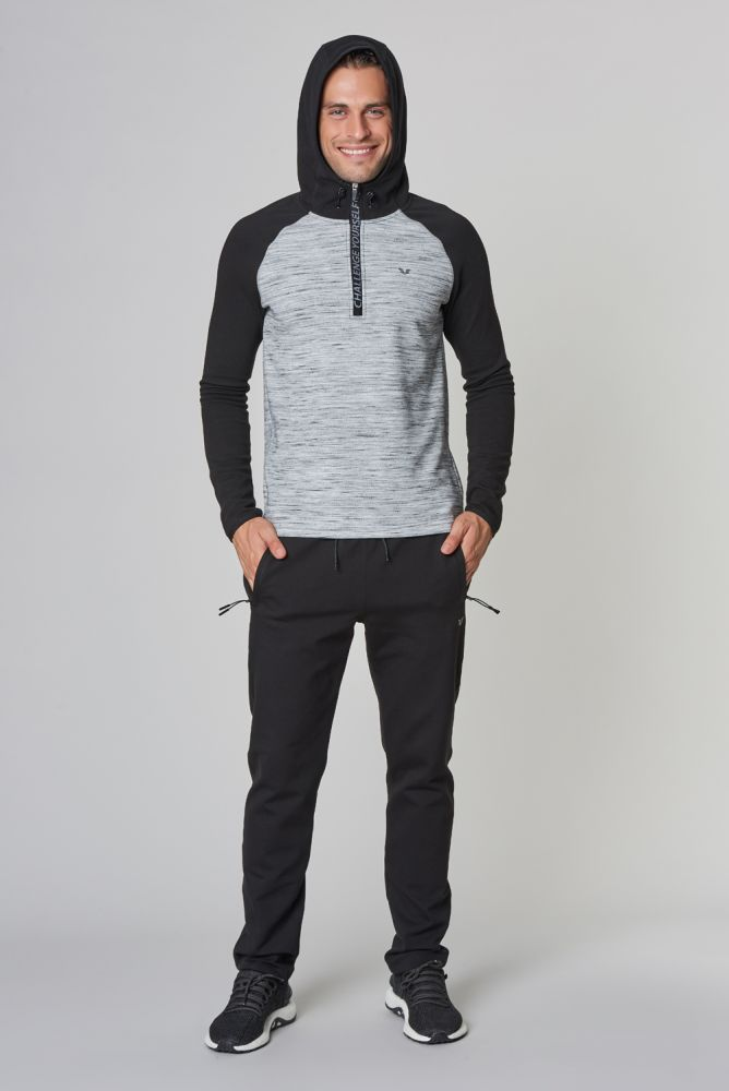 BİLCEE - Bilcee Erkek Sweatshirt DW-2357 (1)