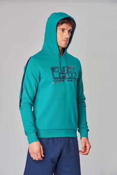BİLCEE - Bilcee Kışlık Erkek Sweatshirt DW-2274 (1)
