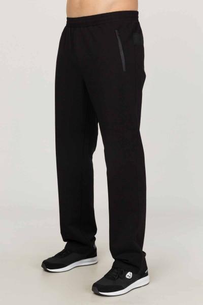 BİLCEE - Bilcee Siyah Pamuk/Poly Erkek Eşofman Altı DW-2371 (1)
