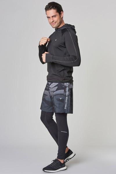 BİLCEE - Bilcee Erkek Pamuklu Sweatshirt DW-2429 (1)