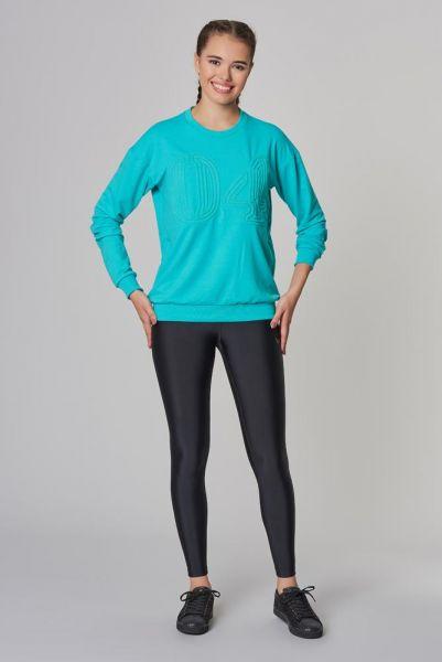 BİLCEE - Bilcee Viskon Kadın Sweatshirt DW-2817
