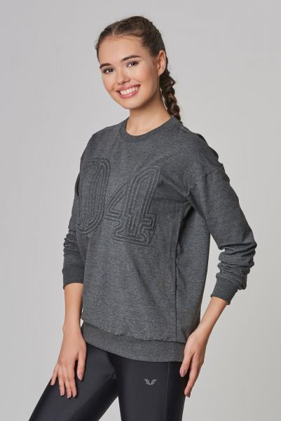 - Bilcee Kadın Viskon Sweatshirt DW-2817