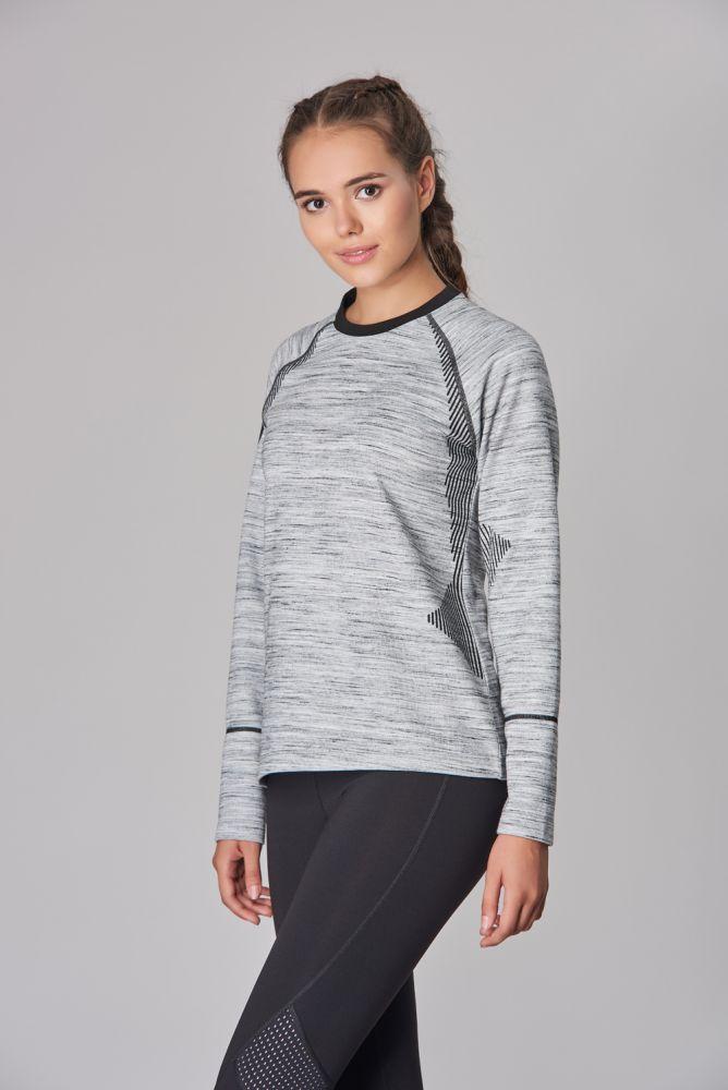 BİLCEE - Bilcee Kadın Sweatshirt DW-2827 (1)