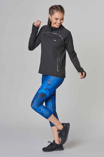 BİLCEE - Bilcee Kadın Sweatshirt DW-2837 (1)
