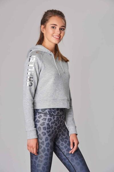BİLCEE - Bilcee Gri Kışlık Kadın Sweatshirt DW-2839 (1)