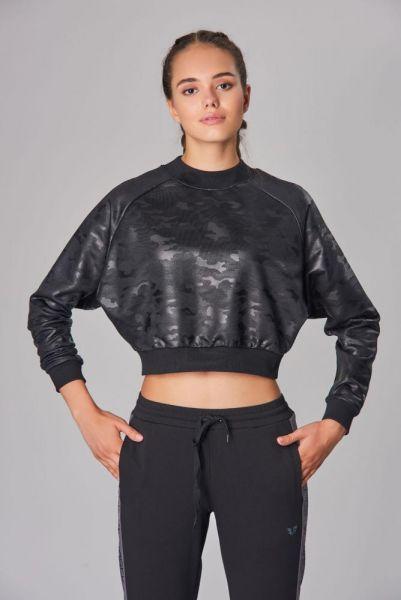 BİLCEE - Bilcee Kadın Kışlık Sweatshirt DW-2868