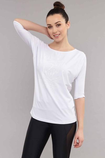 BİLCEE - Bilcee Kadın Antrenman T-Shirt ES-3504