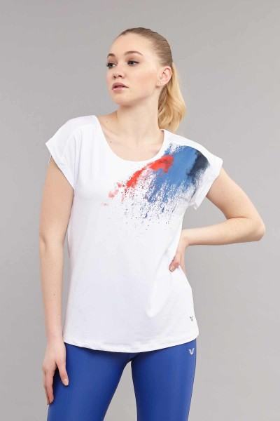 BİLCEE - Bilcee Kadın Antrenman T-Shirt ES-3524