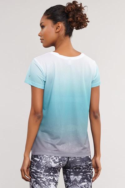 BİLCEE - Bilcee Kadın Antrenman T-Shirt ES-3549 (1)