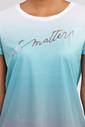 Bilcee Kadın Antrenman T-Shirt ES-3549 - Thumbnail