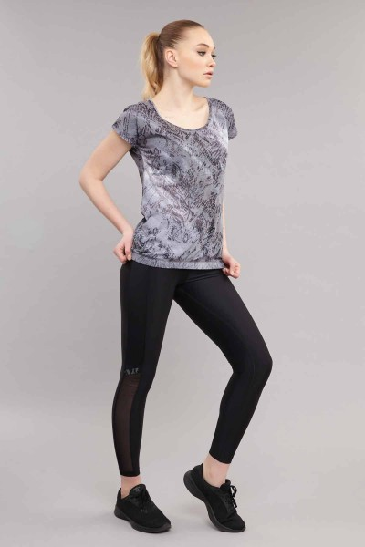 BİLCEE - Bilcee Kadın T-Shirt ES-3571 (1)