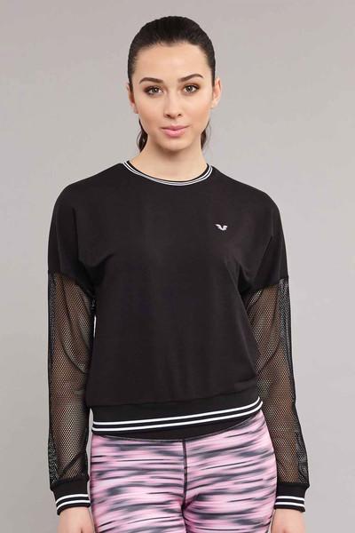 BİLCEE - Bilcee Viskon Kadın Sweatshirt ES-3587