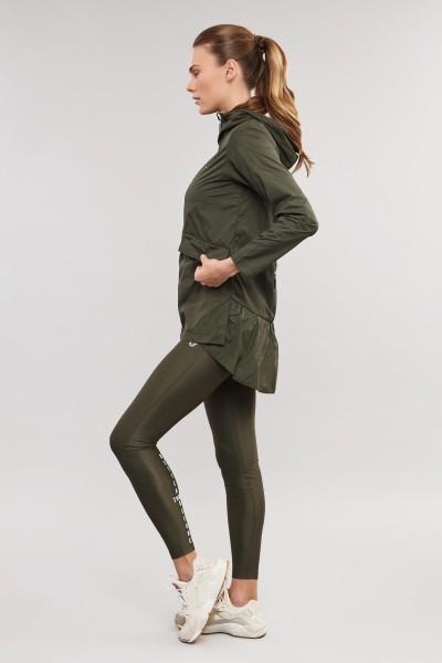 BİLCEE - Bilcee Yeşil Kadın Yağmurluk ES-3590 (1)