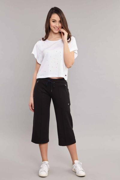 BİLCEE - Bilcee Kadın Viskon T-Shirt ES-3598 (1)