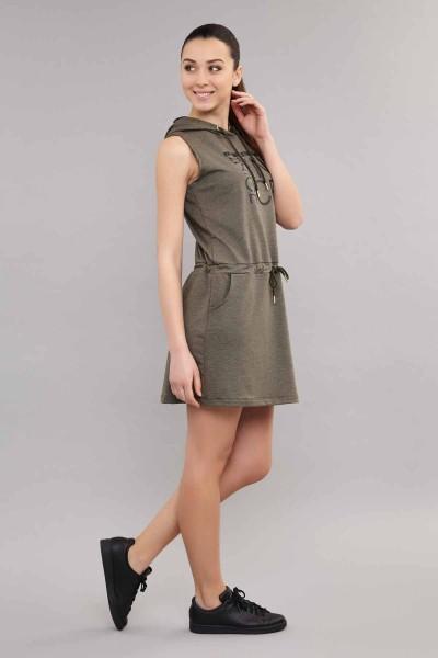 BİLCEE - Bilcee Kadın Viskon Elbise ES-3602 (1)