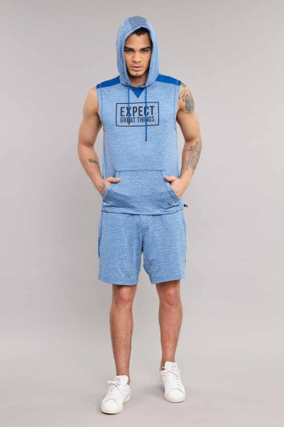 BİLCEE - Bilcee Mavi Erkek Sweatshirt ES-3800 (1)