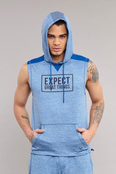 BİLCEE - Bilcee Mavi Erkek Sweatshirt ES-3800