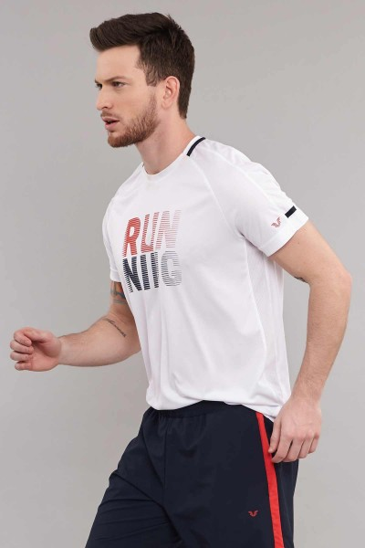 BİLCEE - Bilcee Erkek Antrenman T-Shirt ES-3804 (1)
