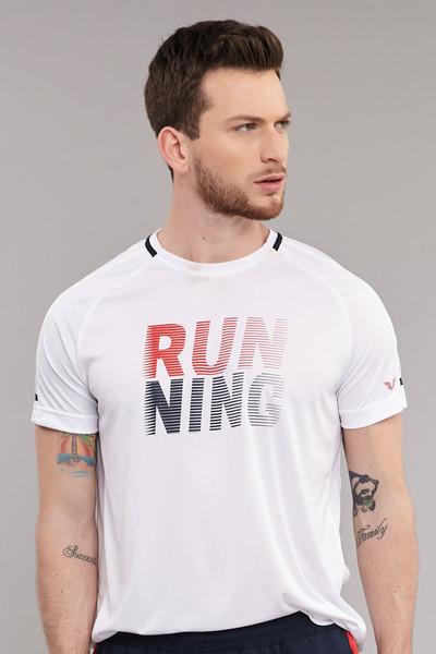 BİLCEE - Bilcee Erkek Antrenman T-Shirt ES-3804