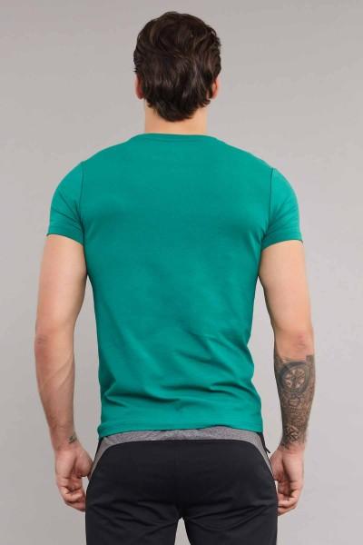BİLCEE - Bilcee Erkek Pamuklu T-Shirt ES-3841 (1)