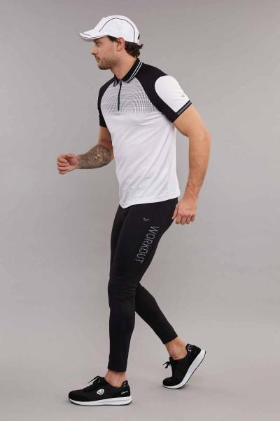 BİLCEE - Bilcee Erkek Anrenman T-Shirt ES-3845 (1)