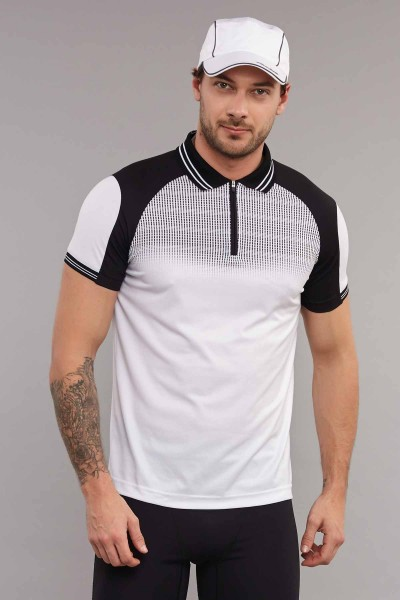 BİLCEE - Bilcee Erkek Anrenman T-Shirt ES-3845