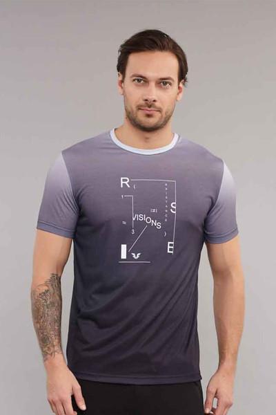 BİLCEE - Bilcee Pamuk/Poly Erkek T-Shirt ES-3855