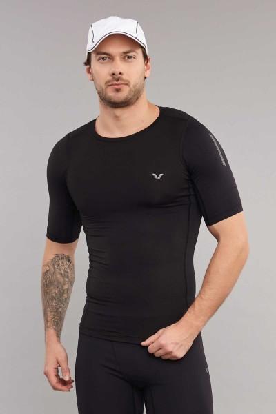 BİLCEE - Bilcee Erkek Antrenman T-Shirt ES-3857
