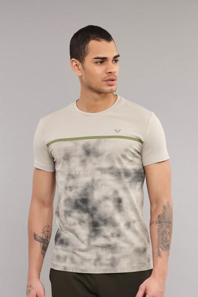 BİLCEE - Bilcee Erkek Pamuklu T-Shirt ES-3871