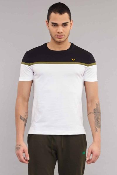 BİLCEE - Bilcee Pamuklu Erkek T-Shirt ES-3872