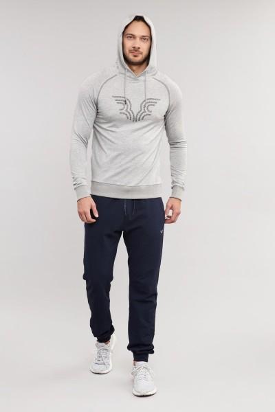 BİLCEE - Bilcee Gri Erkek Sweatshirt ES-3877 (1)