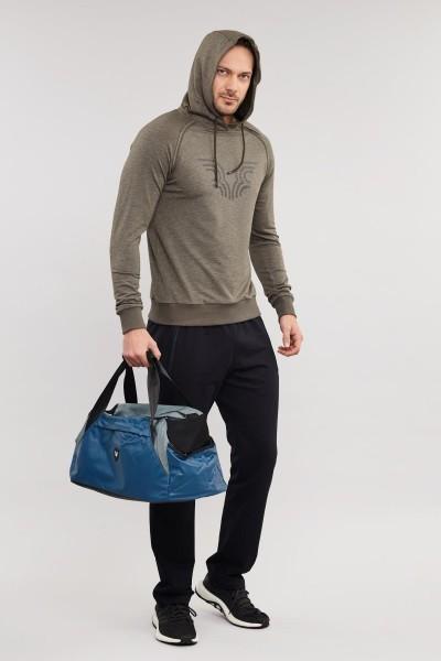 BİLCEE - Bilcee Kahverengi Erkek Sweatshirt ES-3877 (1)