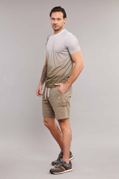 BİLCEE - Bilcee Pamuk/Poly Erkek T-Shirt ES-3883 (1)