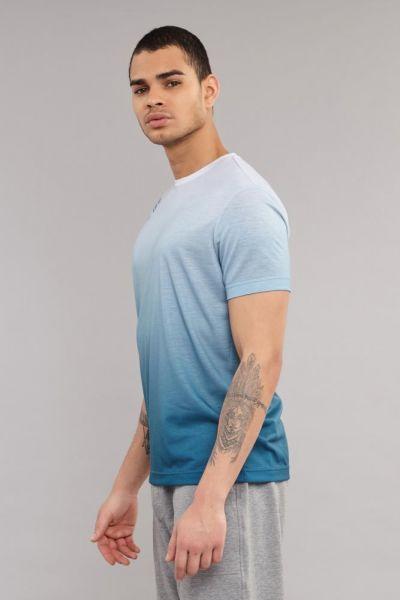 BİLCEE - Bilcee Mavi Erkek T-Shirt ES-3583 (1)