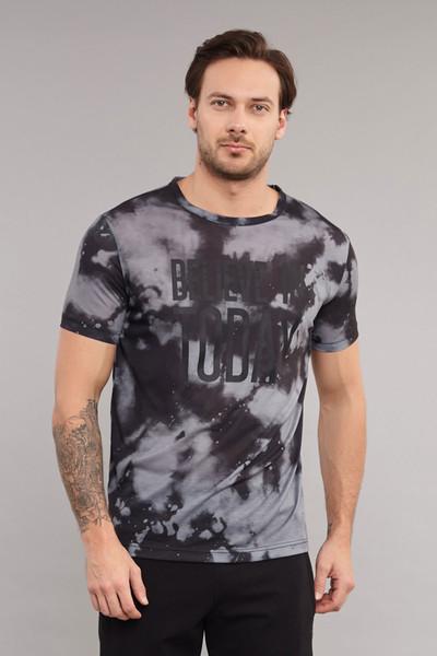 BİLCEE - Bilcee Pamuk/Poly Erkek T-Shirt ES-3885