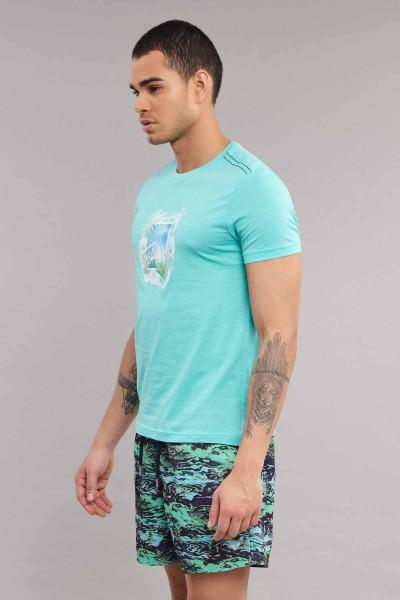 BİLCEE - Bilcee Erkek T-Shirt ES-4003 (1)