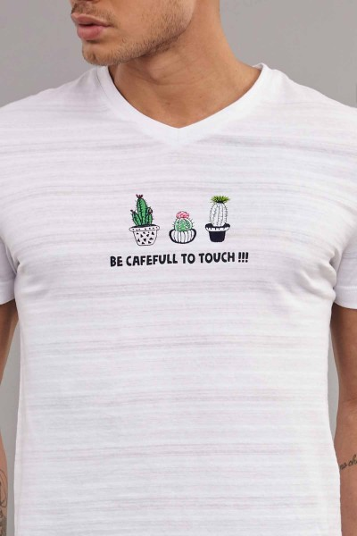 BİLCEE - Bilcee Erkek T-Shirt ES-4006 (1)