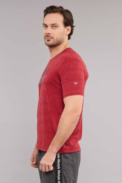 BİLCEE - Bilcee Erkek T-Shirt ES-4020 (1)