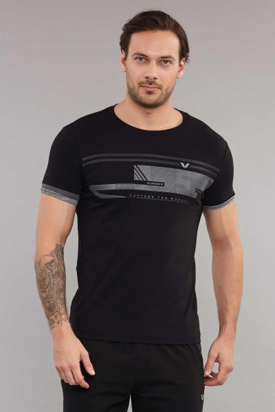 BİLCEE - Bilcee Erkek T-Shirt ES-4058 (1)