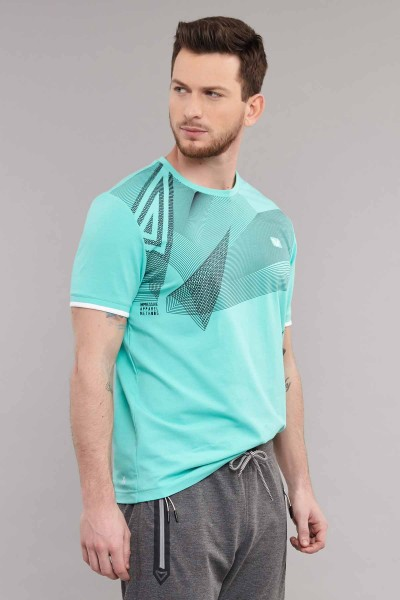 BİLCEE - Bilcee Erkek T-Shirt ES-4059 (1)